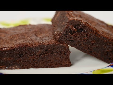 Cocoa Brownies Recipe Demonstration - Joyofbaking.com