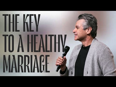 The Key To A Healthy Marriage  Pastor Jentezen Franklin