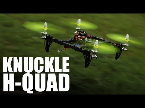Flite Test - Knuckle H-Quad - UC9zTuyWffK9ckEz1216noAw