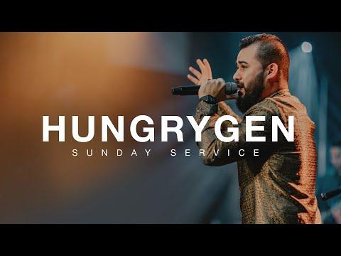HungryGen Sunday Service - 11:30 AM  Corey Russell