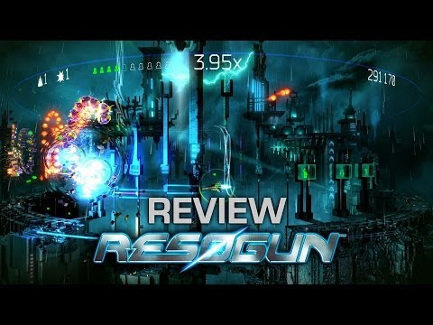Resogun - Review - UCbu2SsF-Or3Rsn3NxqODImw