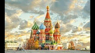 FIFA World Cup Russia 2018 города Москва - серия пазлов!