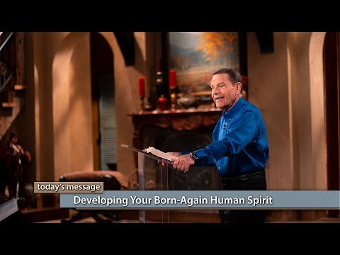 Developing Your Born-Again Human Spirit