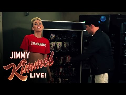 (I Wanna) Channing All Over Your Tatum (Feat. Jamie Foxx, Miley Cyrus, Jimmy Kimmel)