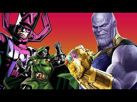 Thanos Rules, But Who's The MCU's Next Big Villain? - Up At Noon Live! - UCKy1dAqELo0zrOtPkf0eTMw