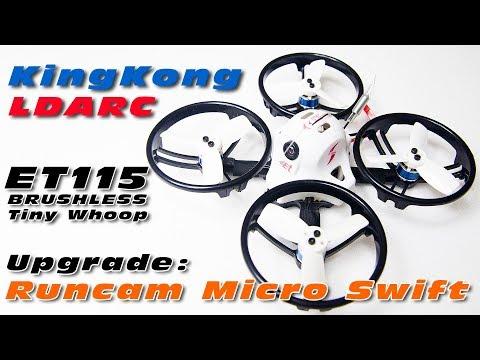 KingKong / LDARC ET115 Upgrade time! :) - UCNw7XWzFGn8SWSQvS7Q5yAg