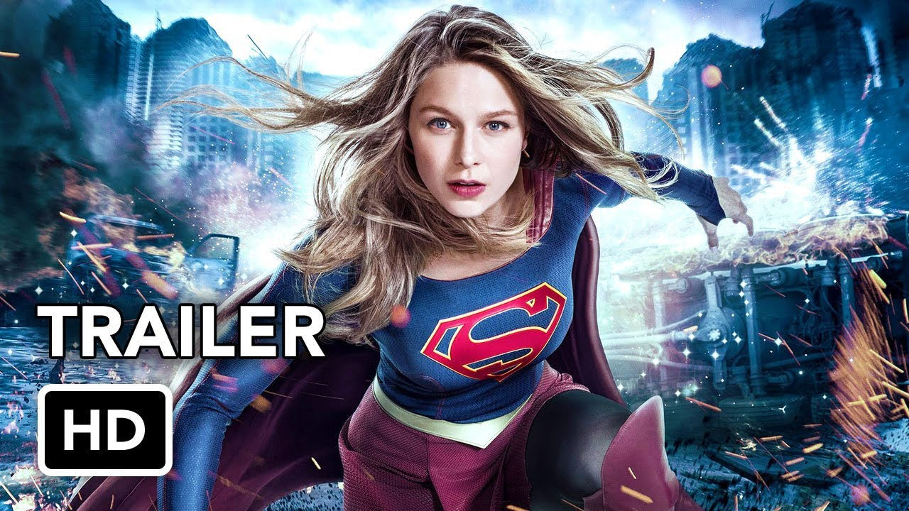 SUPERGIRL Season 4 Comic-Con Trailer (HD) Thumbnail