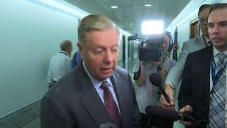 Senators react to border aid and SCOTUS findings
