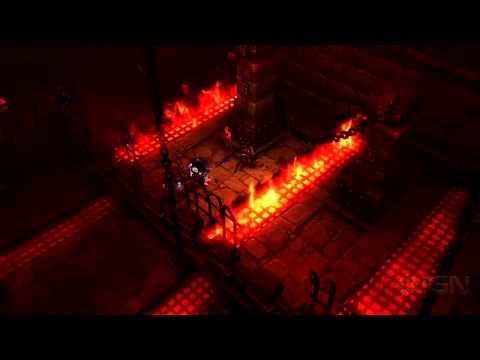 Diablo 3: Demon Hunter Gameplay - Dungeon and Bow - UCKy1dAqELo0zrOtPkf0eTMw