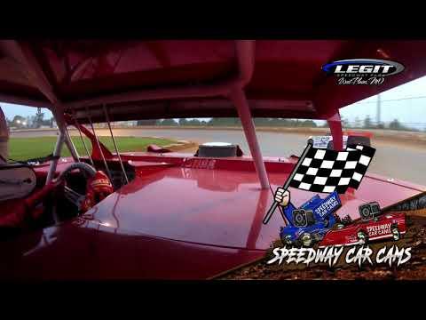 #L19 Tyler Barker - Cash Money Late Model - 5-29-2021 Legit Speedway Park - In Car Camera - dirt track racing video image