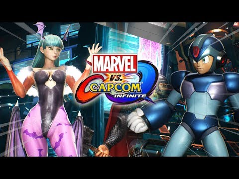 Morrigan's Still Godlike:  FULL MATCHES - Marvel Vs. Capcom Infinite - default