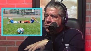 Joey Diaz on Soccer in the United States