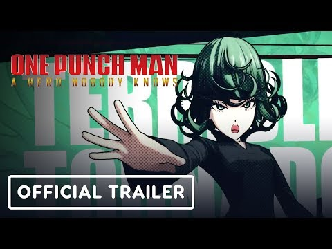 One Punch Man: A Hero Nobody Knows Official Characters Trailer - Gamescom 2019 - UCKy1dAqELo0zrOtPkf0eTMw