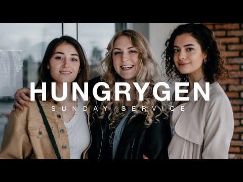 HungryGen Sunday Service - The Great Rewarder  Ilya Parkhotyuk
