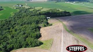 Warner & Fink - Des Moines County Iowa Land Auction - 121.02 Surveyed Acres