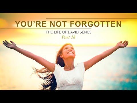GOD HASN'T FORGOTTEN ABOUT YOU - MORNING PRAYER