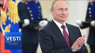 Kremlin Celebrates Russia Day With Putin Hosting Grand Open Reception on Ivanovskaya Square!