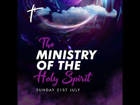 The Ministry Of The Holy Spirit  Pst. Bolaji Idowu  Sun 21st Jul, 2019  1st Service