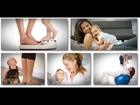 Tips For Losing Weight After Pregnancy By Dr. Ayesha Abbas