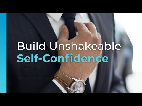 How to Build Unshakeable Self-Confidence  Brian Tracy