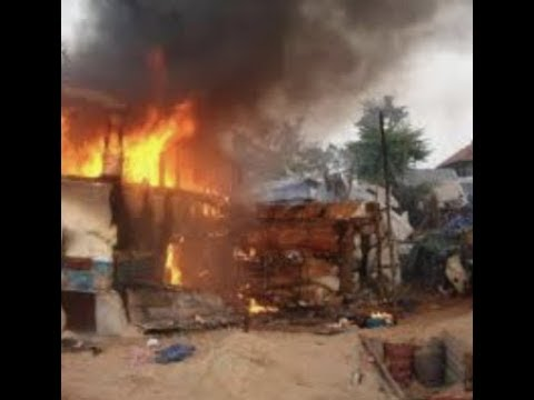 Breaking Massive Attack 207 Dead Sri Lanka Churches & Hotels Easter Morning