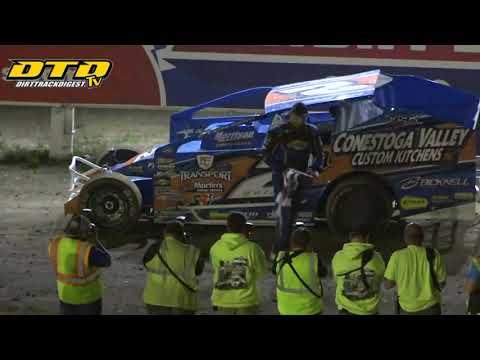 Big Diamond Speedway | Modified Highlights | 6/25/21 - dirt track racing video image