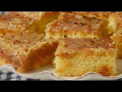 Lazy Daisy Cake Recipe Demonstration - Joyofbaking.com - UCFjd060Z3nTHv0UyO8M43mQ