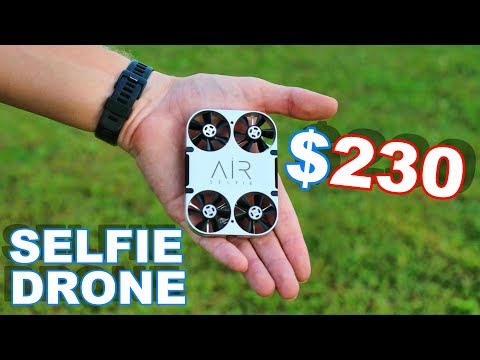 World's Smallest 1080P Brushless Selfie Drone - AirSelfie E03 - TheRcSaylors - UCYWhRC3xtD_acDIZdr53huA