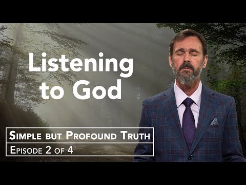 Practice Hearing God
