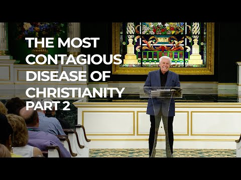 The Most Contagious Disease of Christianity, Part 2  Jesse Duplantis