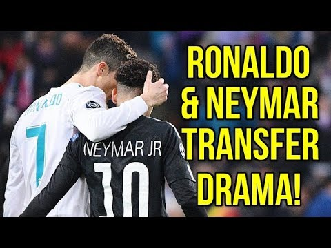 WHY RONALDO TO JUVENTUS HAS A HUGE IMPACT ON NEYMAR! - UCUU3lMXc6iDrQw4eZen8COQ