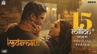 Video Trailer Kedarnath