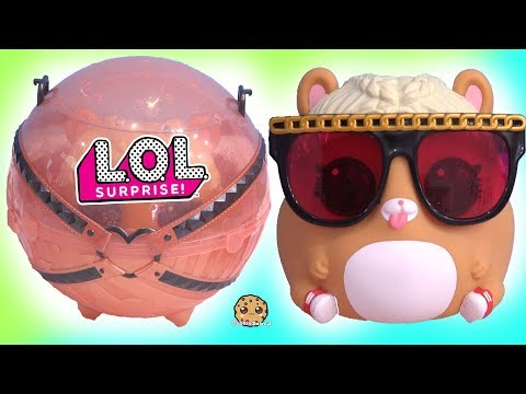 MC Hammy BIG Mom + Baby LOL Surprise Biggie PETS ! Eye Spy Blind Bags - UCelMeixAOTs2OQAAi9wU8-g