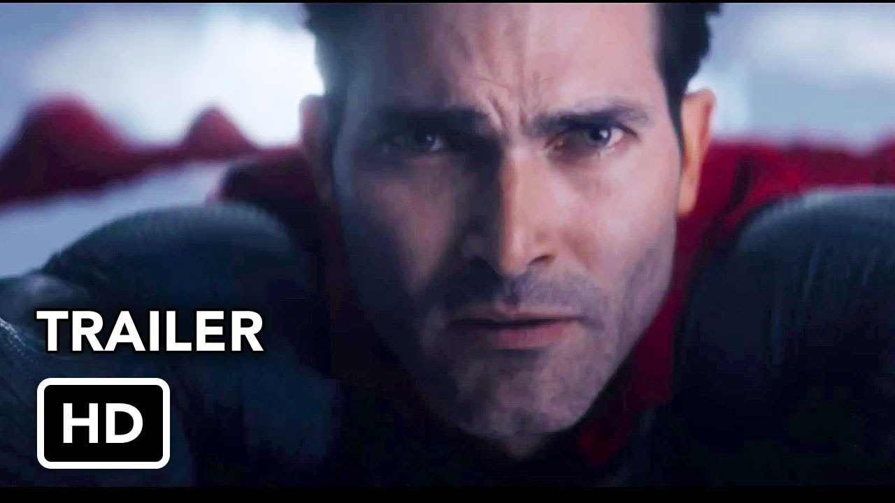 Superman & Lois Trailer (HD) Tyler Hoechlin The CW superhero series Thumbnail