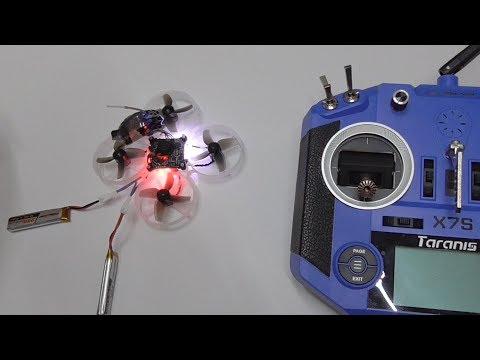 Happymodel Mobula7 - Brushless, Micro Whoop Drone (Binding, Switches, Betaflight) - UCqaH_kMb09h9iEpRRVwIGEg