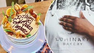 Luminary Bakery Shares Duchess Meghan Birthday Cake Photo!