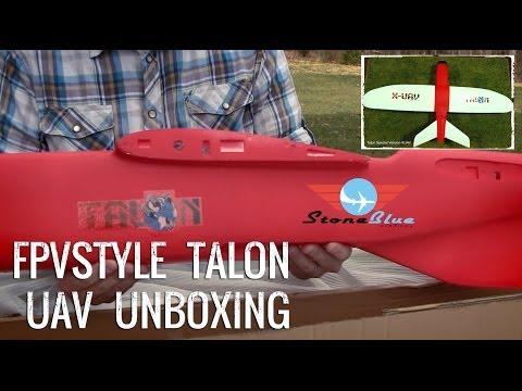 Unboxing the FPVSTYLE Talon UAV - UC0H-9wURcnrrjrlHfp5jQYA