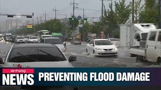 Life & Info: Experts provide tips for preventing flood damage to cars during typhoons