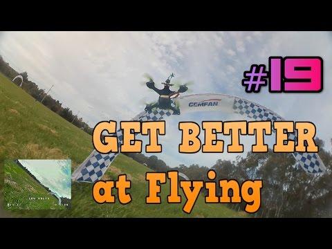 Happy flying #19 Throttle control. Hit gates easier when racing fpv drones. - UC3ioIOr3tH6Yz8qzr418R-g
