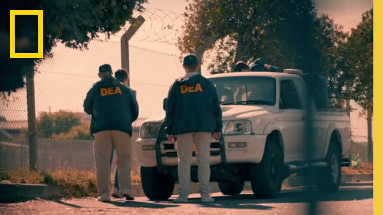 Making an Undercover Drug Bust  | Locked Up Abroad: Declassified