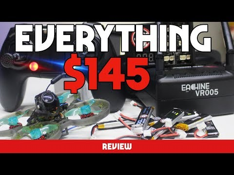 PERFECT BEGINNER FPV DRONE PACKAGE of 2019! Eachine Novice review - UC3ioIOr3tH6Yz8qzr418R-g