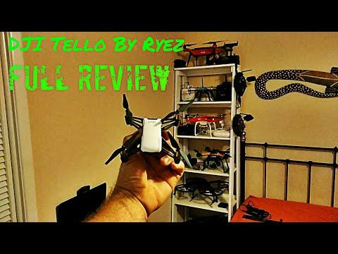 DJI Tello By Ryze Full Review NO BS!!! - UCQGbAWX8sLokMzR3VZr3UiA