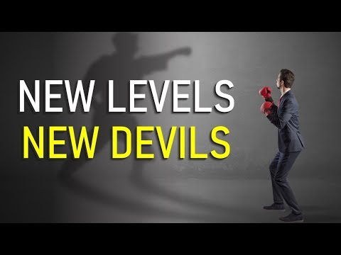 NEW LEVELS NEW DEVILS - BIBLE PREACHING  PASTOR  SEAN PINDER