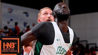 Boston Celtics vs Denver Nuggets Full Game Highlights | July 9 | 2019 NBA Summer League