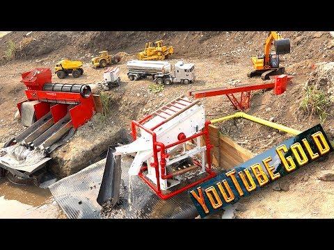 #YouTubeGOLD - MINI GOLD MINING - Eps 14: EYE IN THE SKY    RC ADVENTURES - UCxcjVHL-2o3D6Q9esu05a1Q