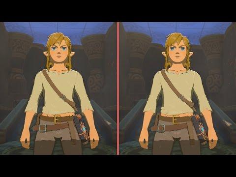 Zelda: Breath of the Wild Final Graphics Comparison - Wii U vs. Nintendo Switch - UCKy1dAqELo0zrOtPkf0eTMw