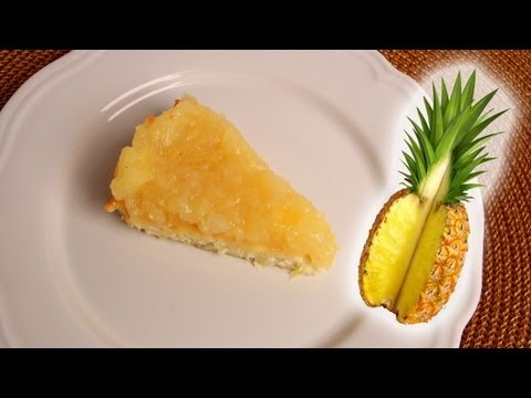 Ricotta Pineapple Pie Recipe - Laura Vitale - Laura in the Kitchen Episode 358 - UCNbngWUqL2eqRw12yAwcICg