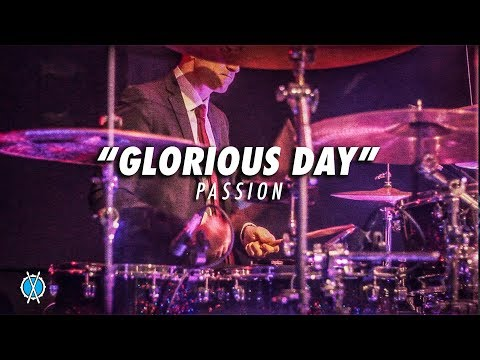 Glorious Day Drum Cover // Passion // Daniel Bernard