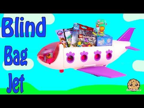 LPS Blind Bag Airplane Jet of Disney Pixar Inside Out, Shopkins Season 3, Jurassic World + More - UCelMeixAOTs2OQAAi9wU8-g