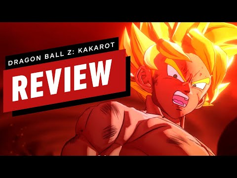 Dragon Ball Z: Kakarot Review - UCKy1dAqELo0zrOtPkf0eTMw